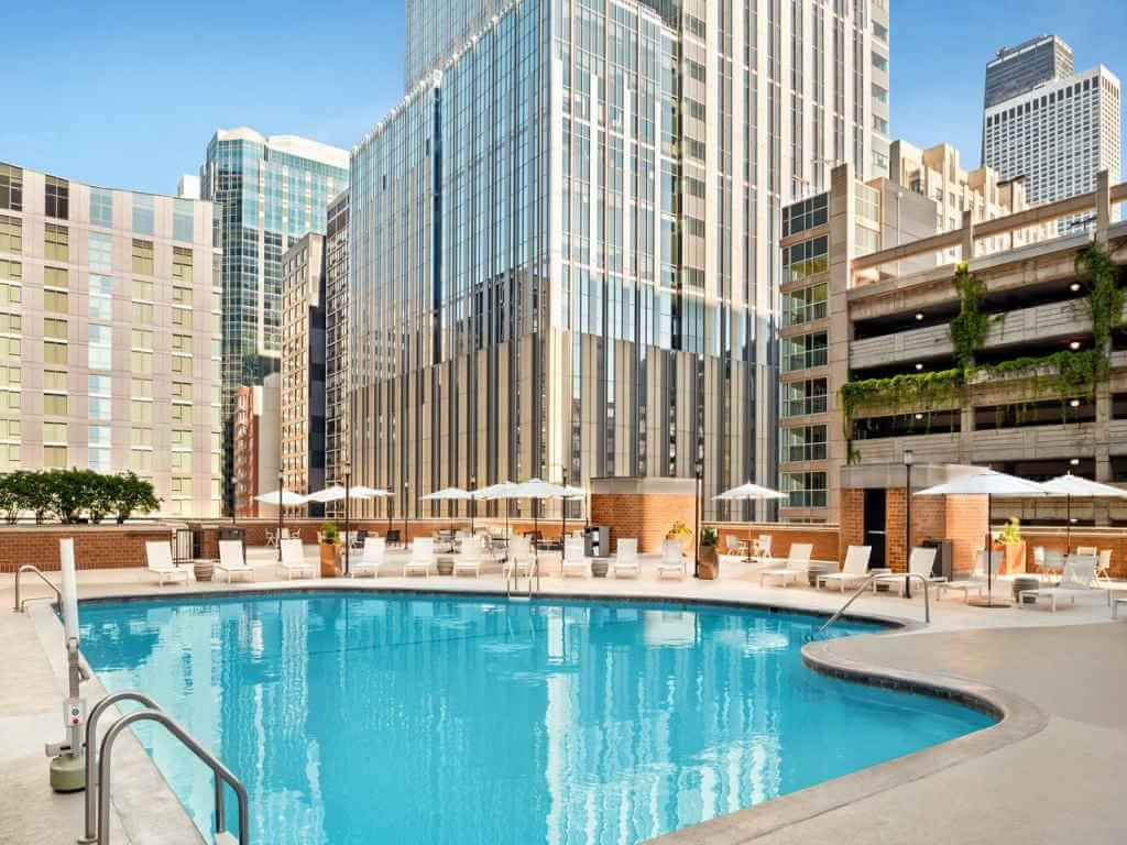 DoubleTree by Hilton Chicago Magnificent Mile, USA – by Booking.com