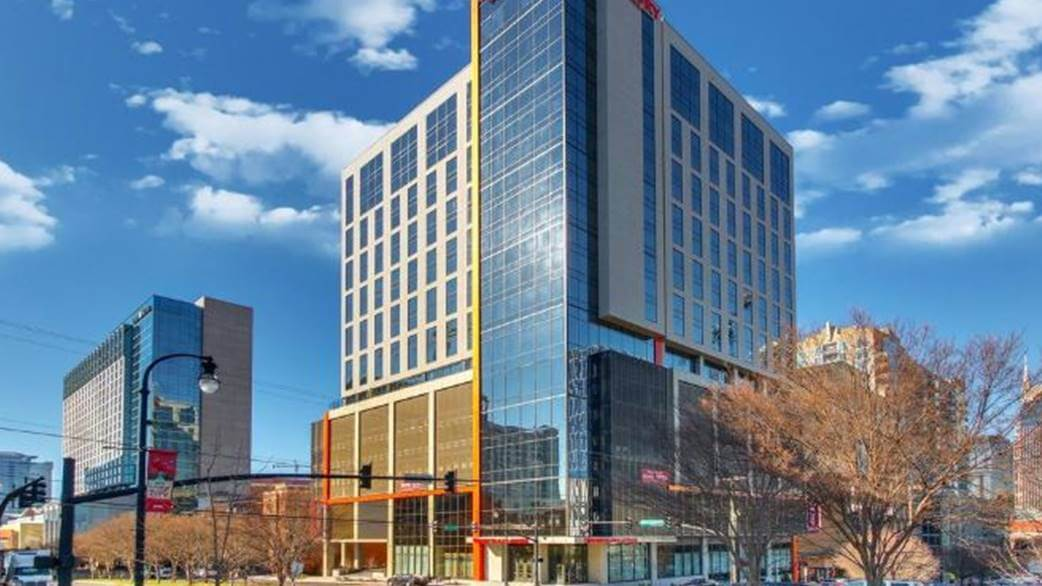 Drury Plaza Hotel, Nashville Downtown - by Booking com