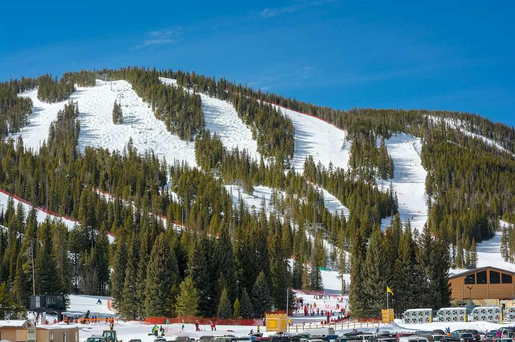 Eldora Mountain Ski Resort, Colorado