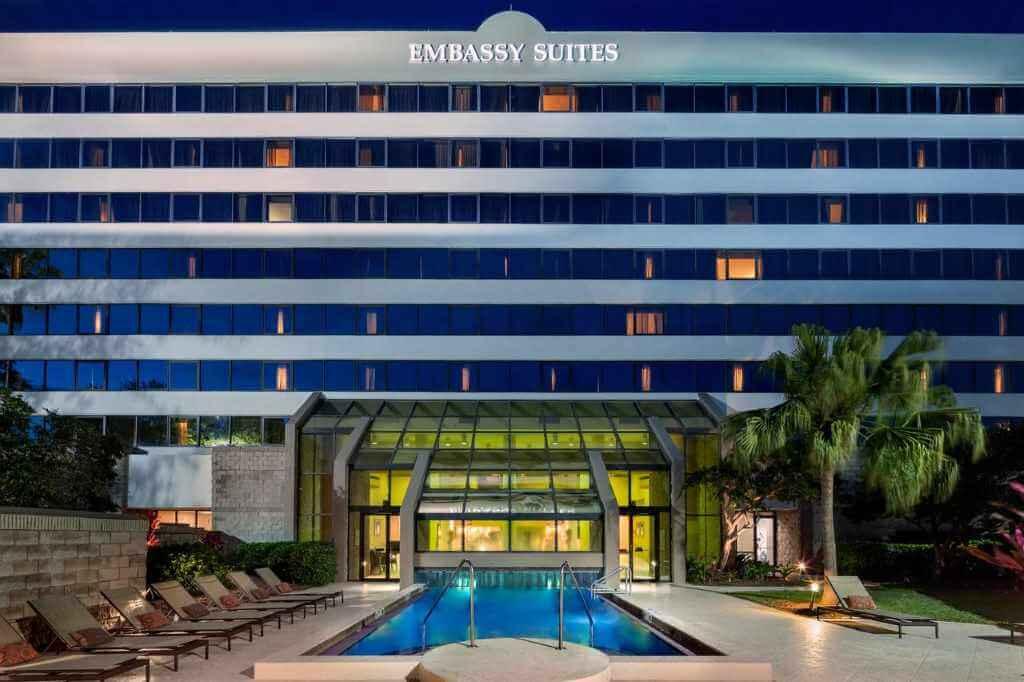Embassy Suites By Hilton Orlando International Drive