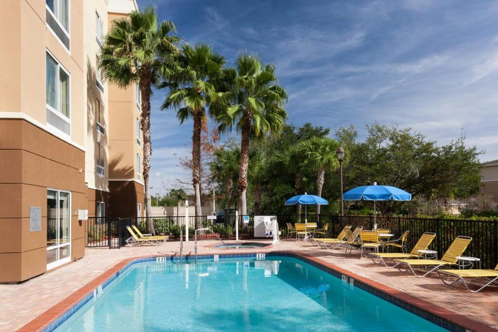 Fairfield Inn & Suites Jacksonville Butler Boulevard - by Fairfield Inn /booking.com