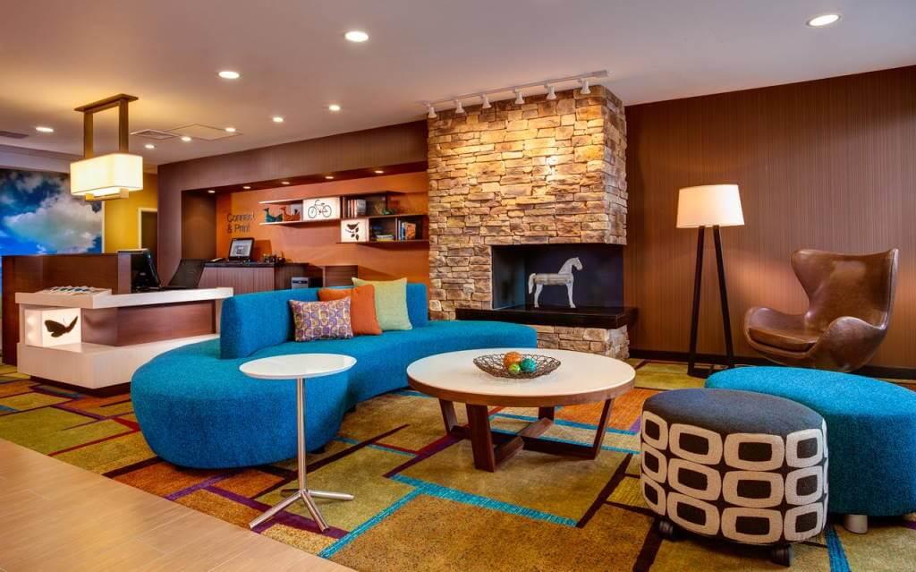 Fairfield Inn & Suites by Marriott Buffalo Amherst, University, New York - Booking.com