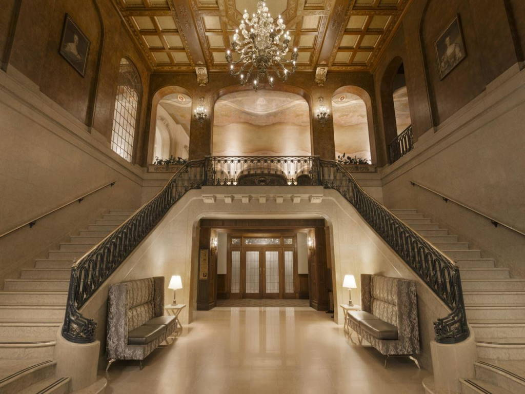 Fairmont Le Chateau Frontenac / booking.com