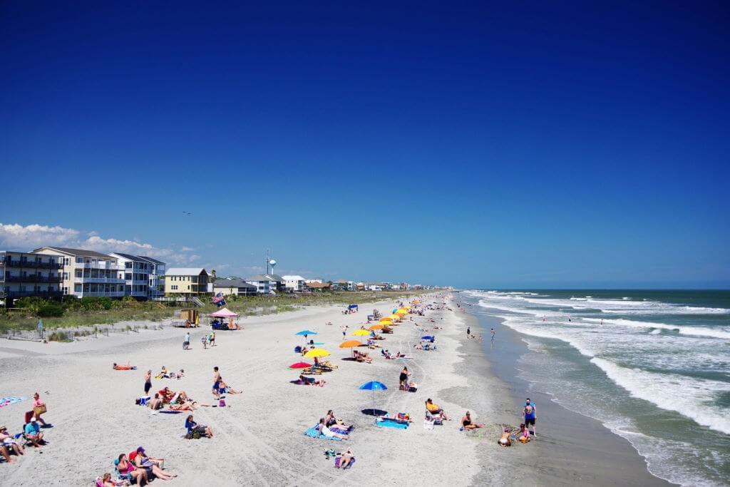 Folly Beach, South Carolina by Brian Stansberry_wikimedia.org