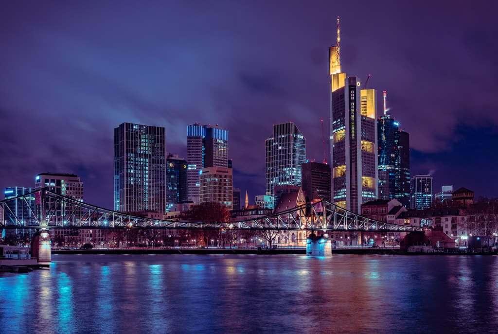 Frankfurt, Germany -by Phippsaal/Pixabay.com