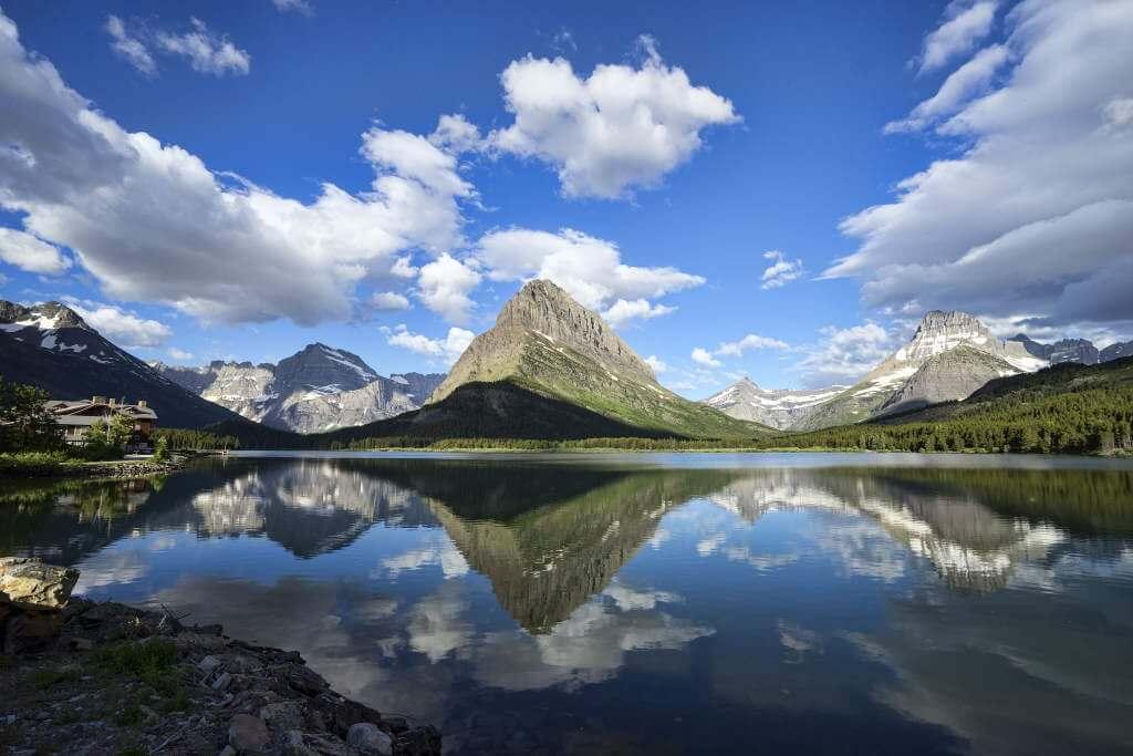 Glacier National Park, Canada - by Cmichel67, Wikipedia