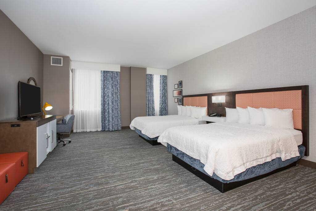 Hampton Inn And Suites, Denver Colorado, USA -by Hampton Inn and Suites/Booking.com