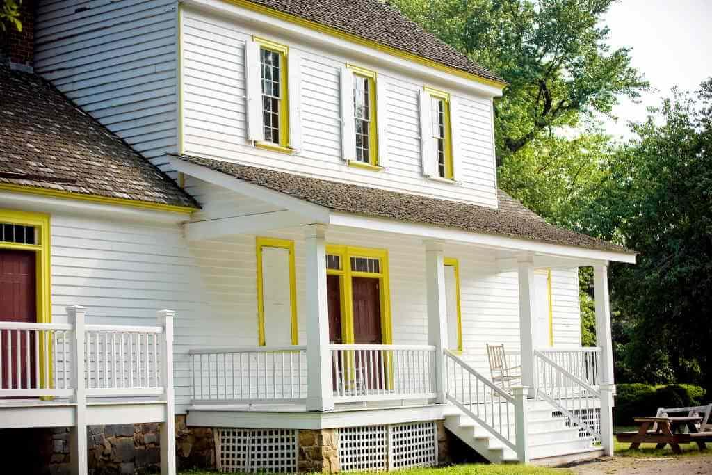 Historic Rosedale Plantation, Charlotte - by historicrosedaleplantation-flickr.com