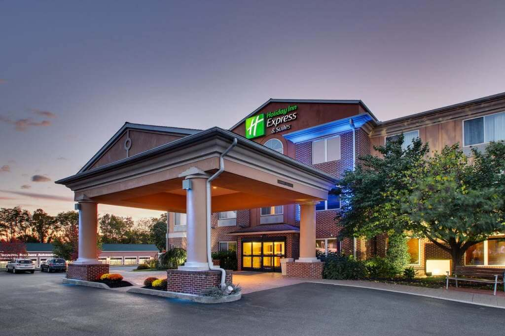 Holiday Inn Express Hotel & Suites Lancaster-Lititz - by Holiday Inn, Booking.com