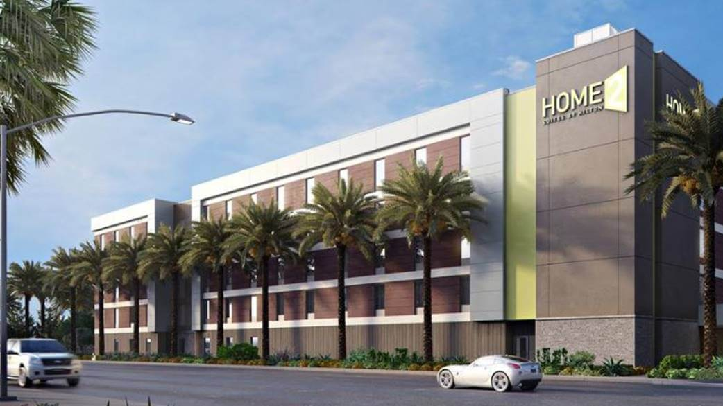 Home2 Suites by Hilton Las Vegas City Center by Booking com