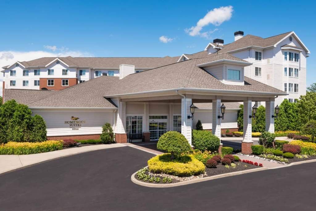 Homewood Suites by Hilton Buffalo-Amherst, New York - Booking.com