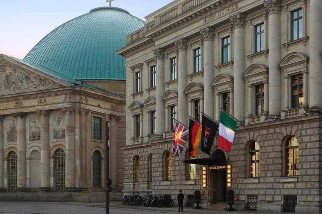 Hotel De Rome, A Rocco Forte Hotel, Berlin - by booking.com