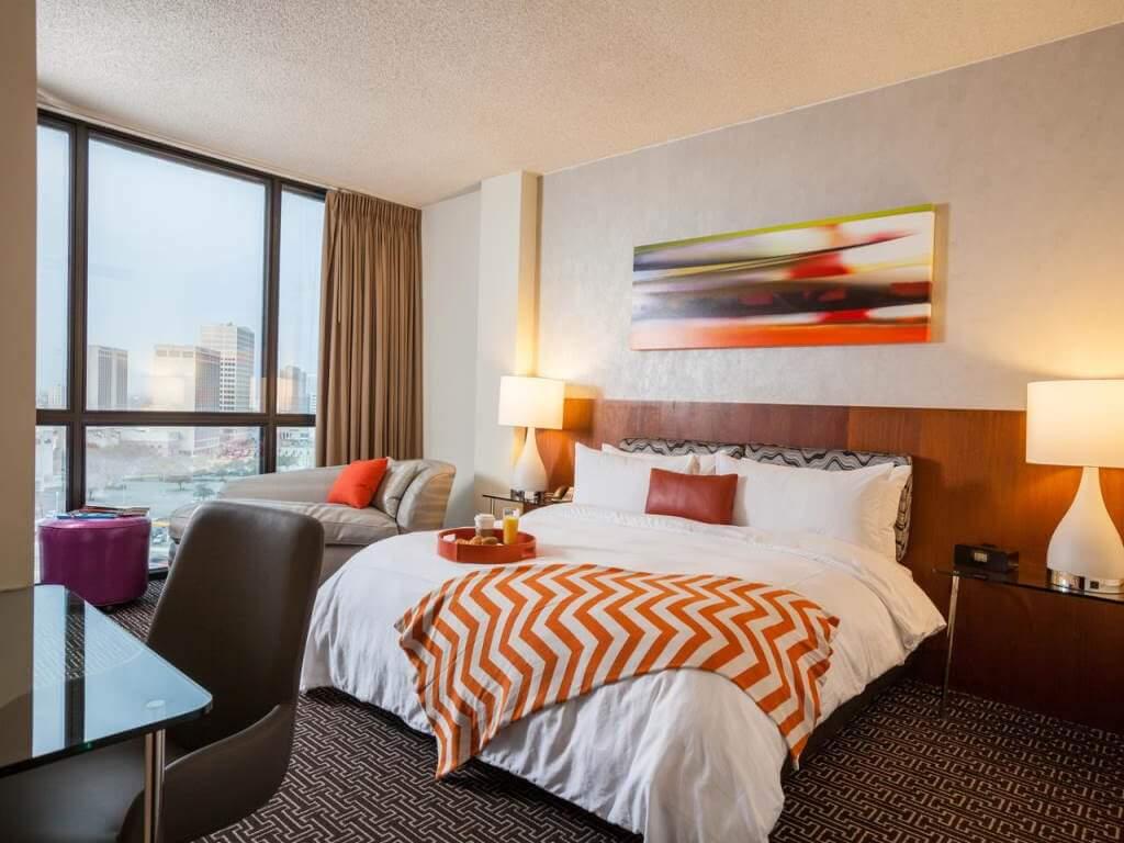 Hotel Derek Houston Galleria / Booking.com