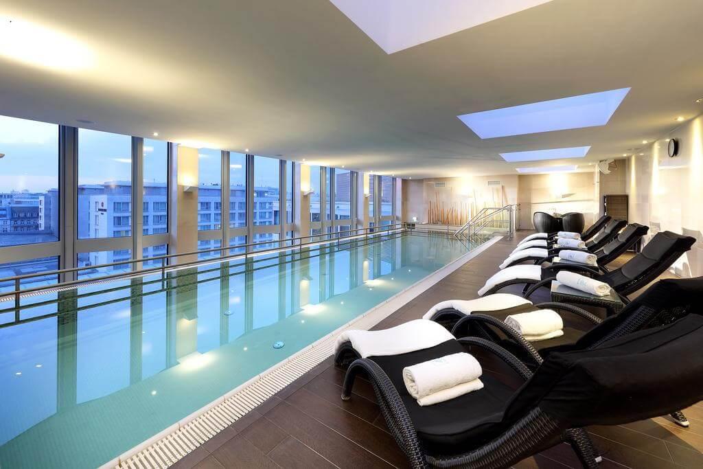 Hotel Eurostars Berlin, Berlin - by booking.com