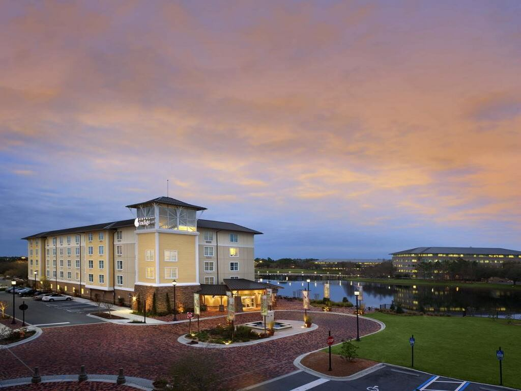 Hotel Indigo Jacksonville Deerwood Park, Jacksonville FL, USA – by Hotel Indigo Jacksonville Deerwood Park/Booking.com