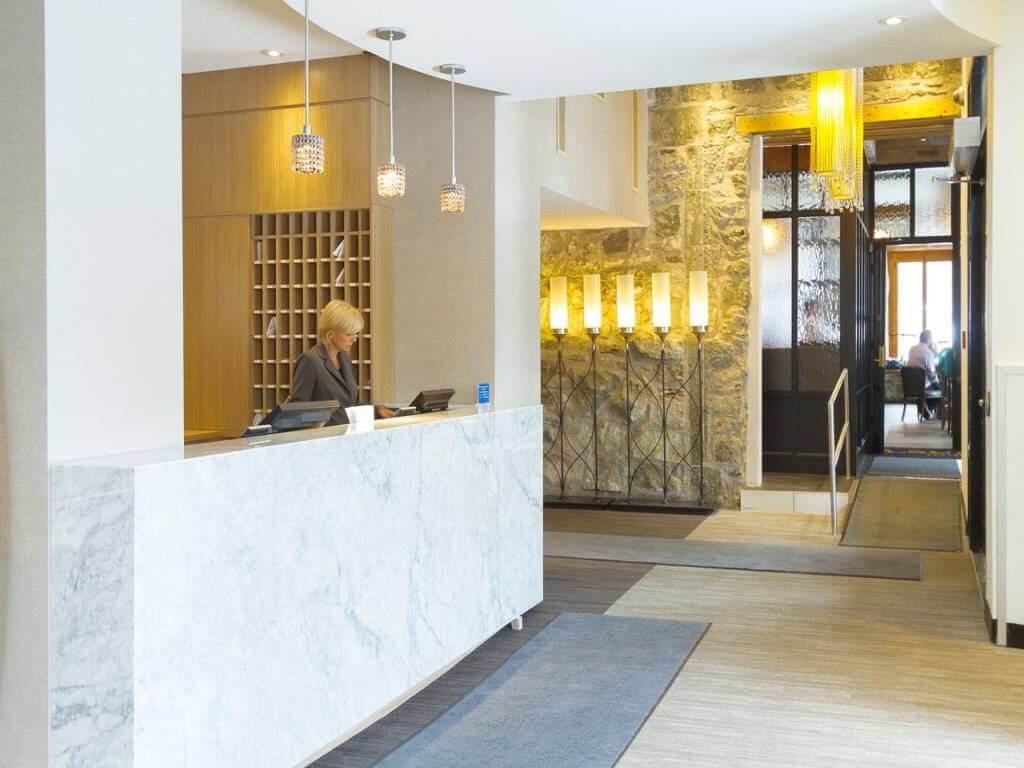 Hotel Port-Royal, Quebec City / booking.com