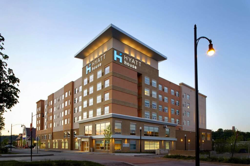 Hyatt House Pittsburgh-South Side - by Hyatt, Booking.com