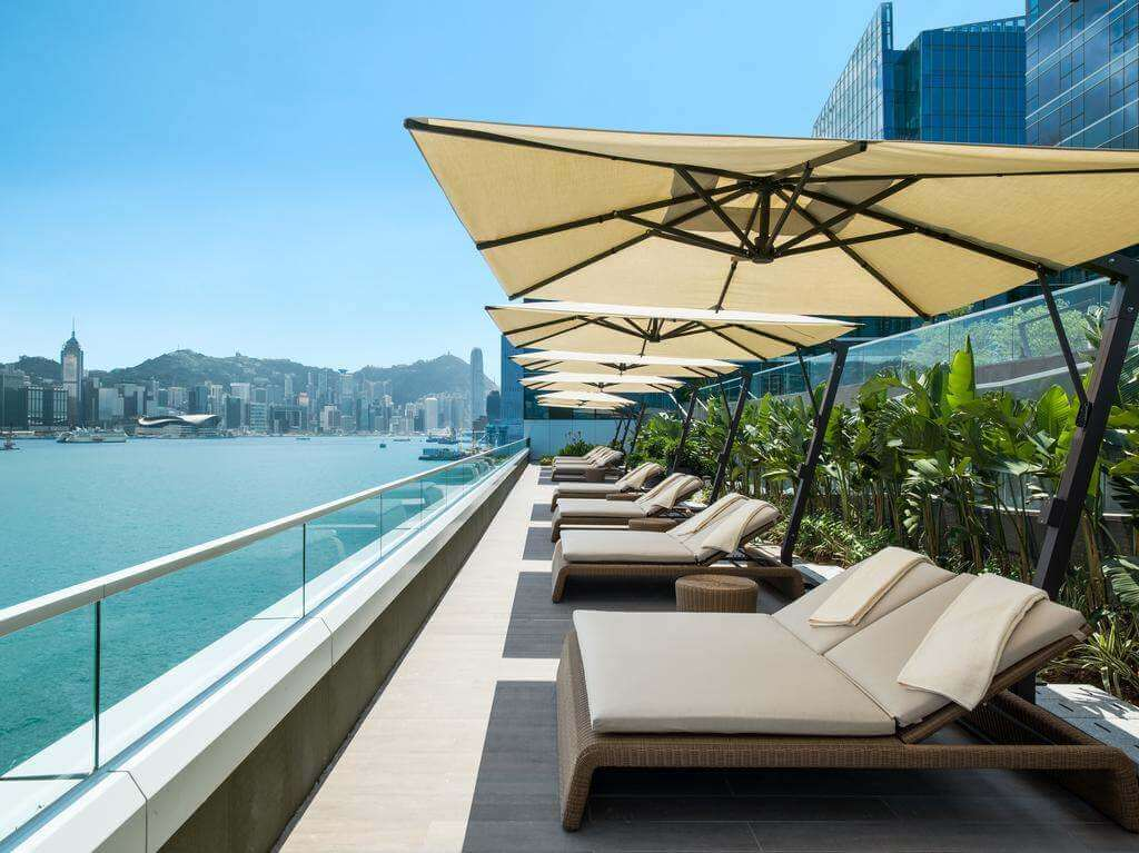 Kerry Hotel, Hong Kong - Booking.com