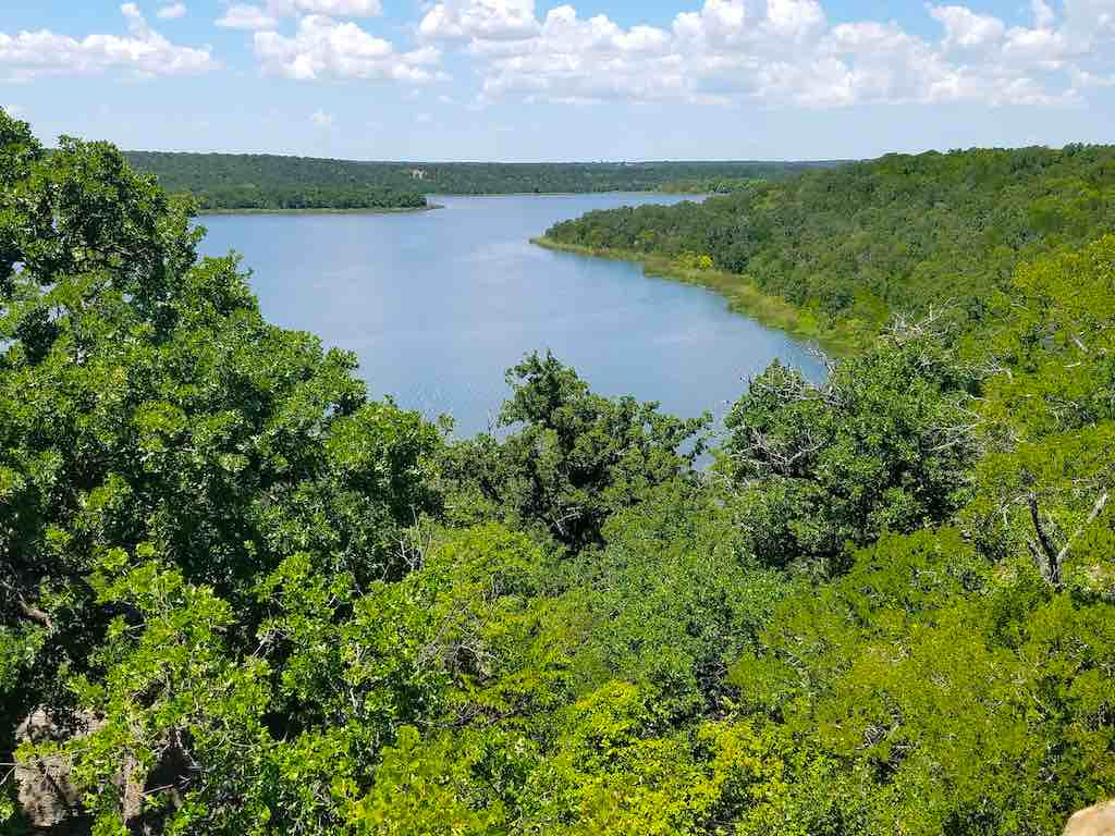 Lake Mineral Wells State Park, Texas