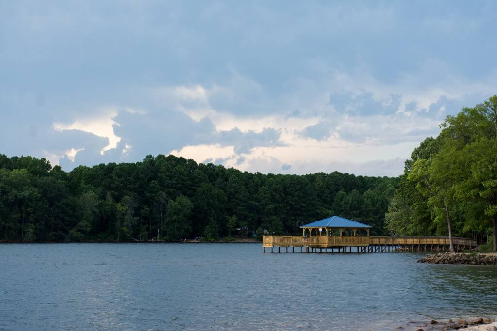 Lake Norman, Charlotte - by Ginny Williams-flickr.com