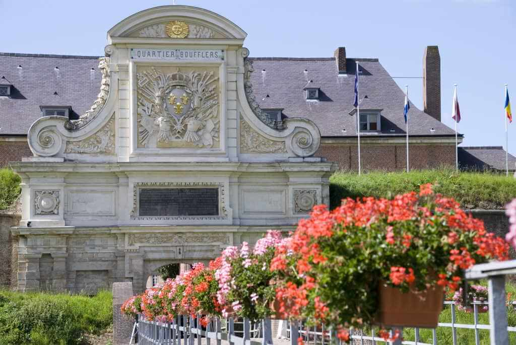 Lille Citadel, Lille - by Piocrrfr / Wikipedia.com