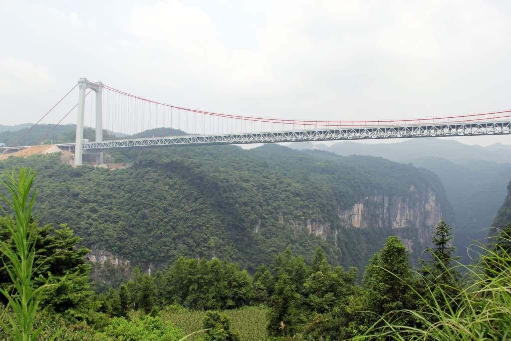 Lishui River Bridge, China - by HighestBridges / Wikipedia