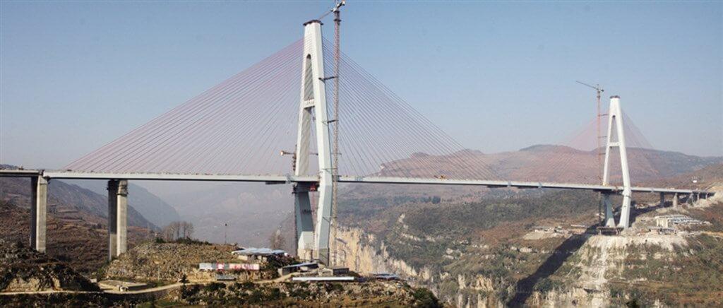 Liuchong River Bridge, China - by Qiao Fan / Flickr.com