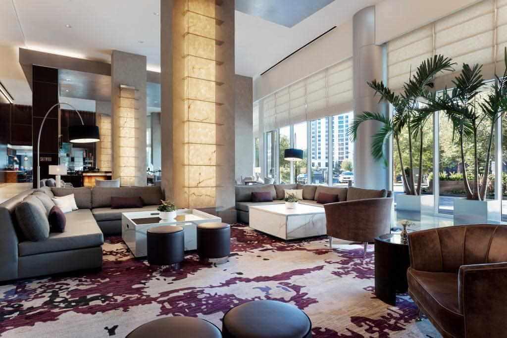 Loews Atlanta, Atlanta Georgia, USA -by Loews Hotels/Booking.com