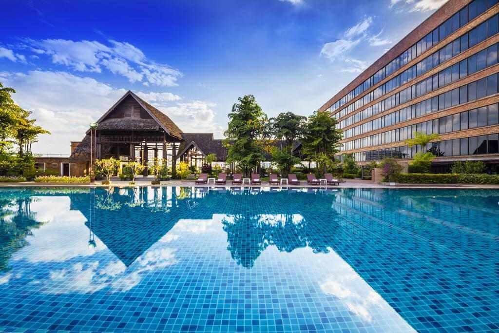 Lotus Pang Suan Kaew Hotel, Chiang Mai - Booking.com