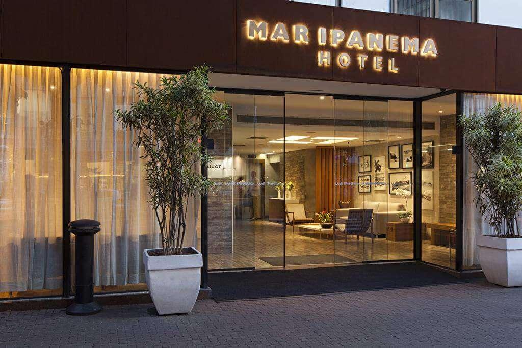Mar Ipanema Hotel, Rio de Janeiro - by Mar Ipanema Hotel, Rio de Janeiro - Booking.com