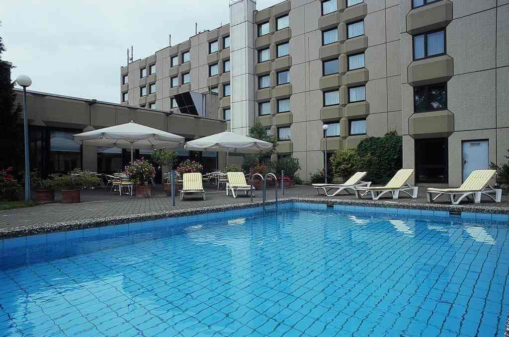 Mercure Airport Hotel Berlin Tegel, Berlin - by booking.com