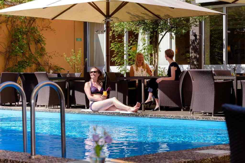 Mercure Hotel Berlin City West, Berlin - by booking.com
