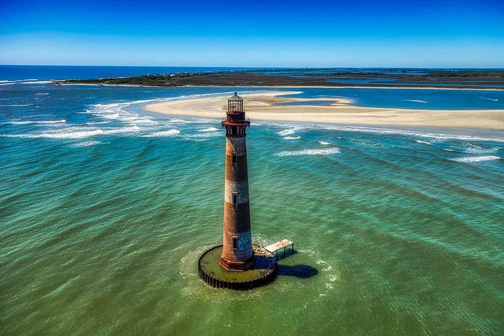 Morris Island Lighthouse, South Carolina_pxfuel.com