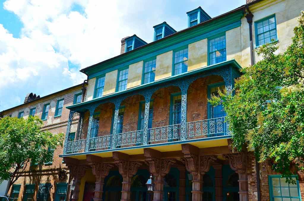Old Dock Street Theatre, Charleston, South Carolina
