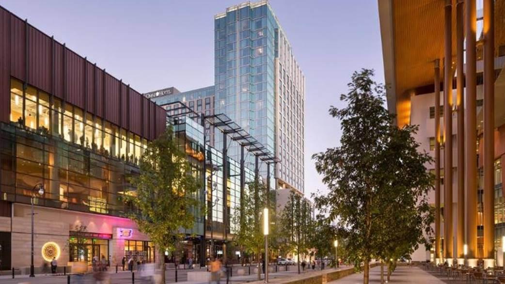 Omni Nashville Hotel - by Booking.com