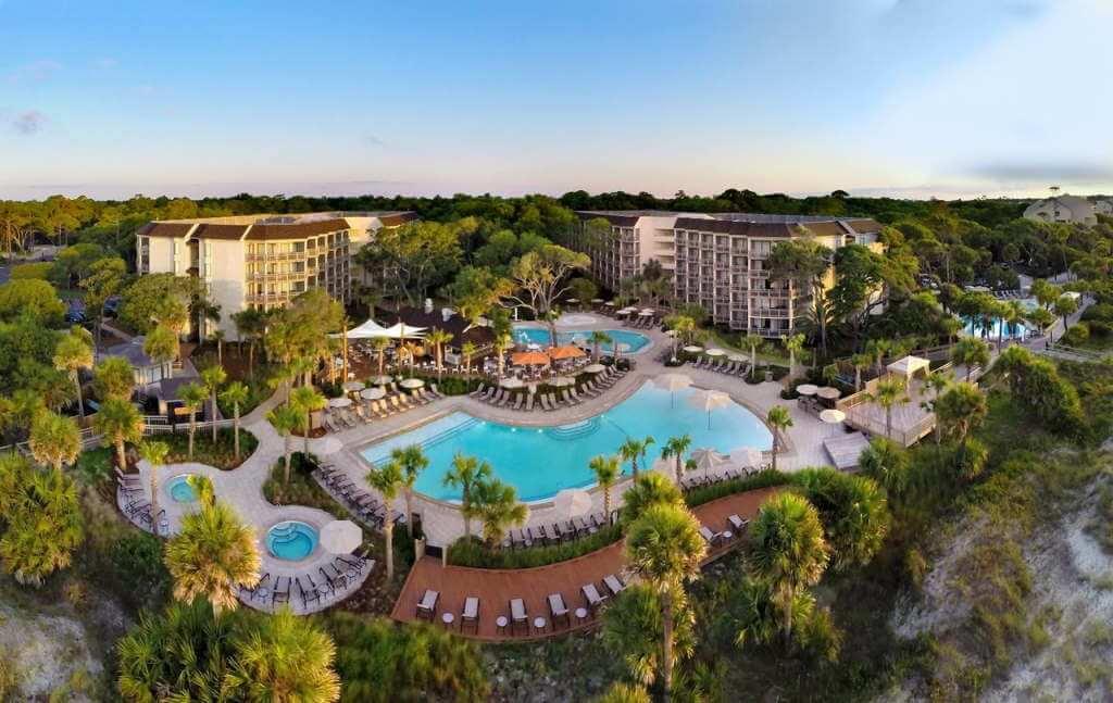 Omni Oceanfront Resort Hilton Head Island - by Omni, Booking.com