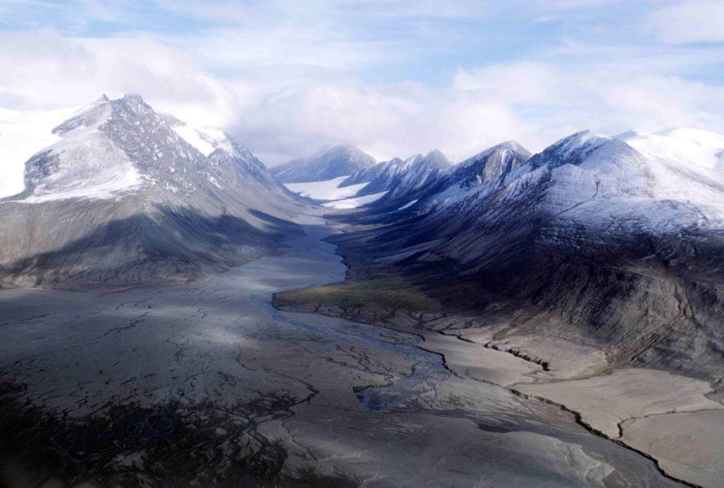 Quttinirtaaq National Park, Canada - by Ansgar Walk, Wikipedia