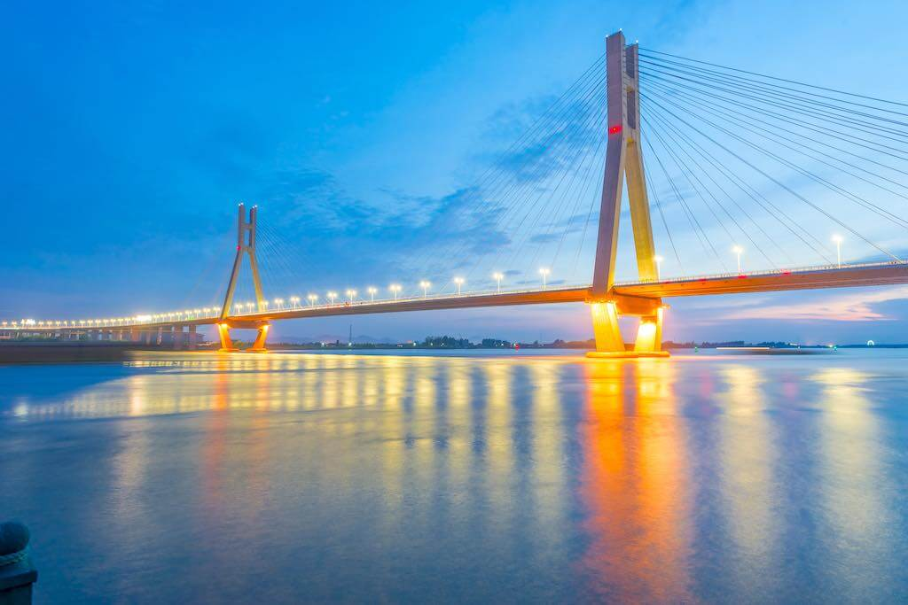 Runyang Bridge, China