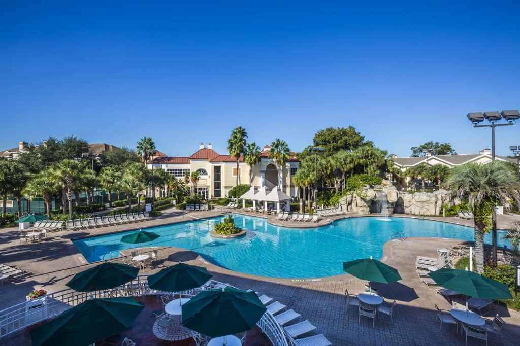 Sheraton Vistana Resort Villas, Lake Buena Vista Orlando