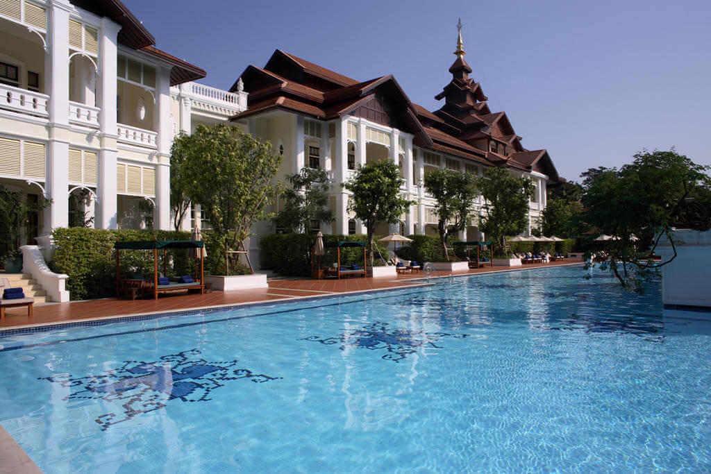 The Dhara Dhevi, Chiang Mai - Booking.com
