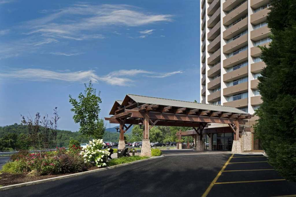 The Park Vista - A DoubleTree by Hilton Hotel - Gatlinburg - Booking.com