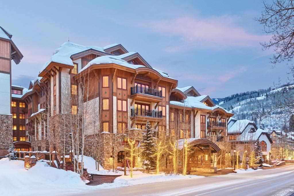 The Sebastian, Vail, Colorado, USA - by Booking.com