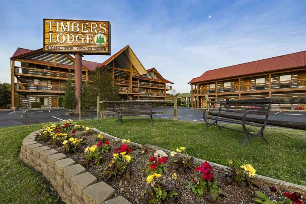 Timbers Lodge - by Timbers Lodge, Booking.com