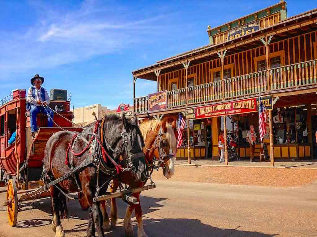 Tombstone, Arizona-by CrackerClips Stock Media-Shutterstock
