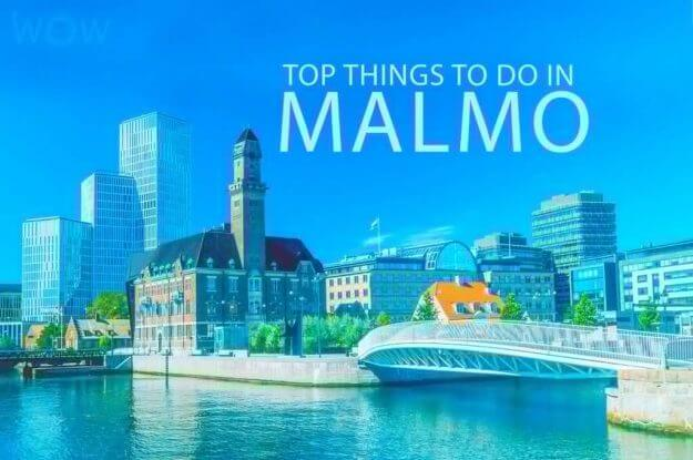 Top 10 Things To Do In Malmo