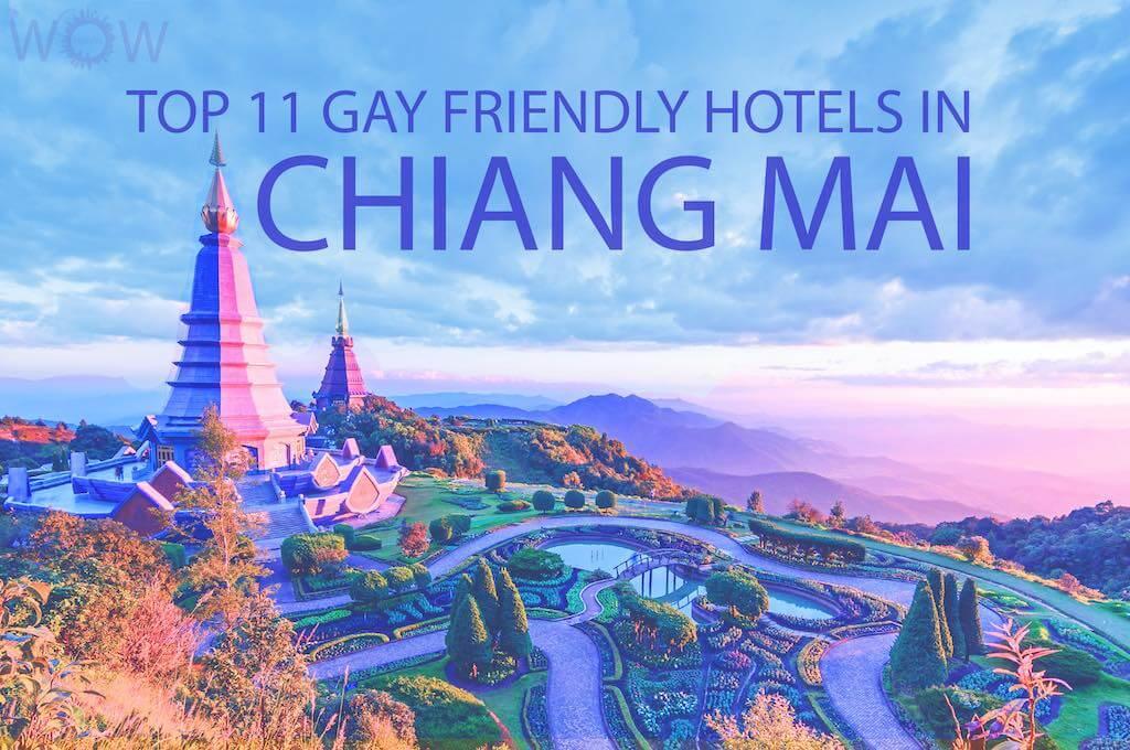 Los 11 Mejores Hoteles Gay Friendly en Chiang Mai