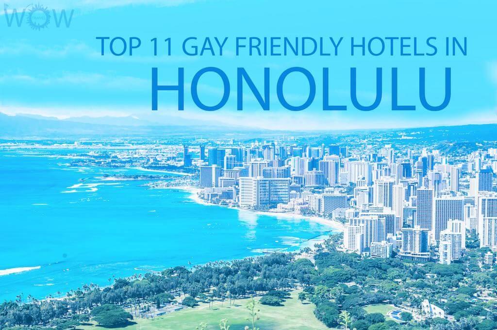 Los 11 Mejores Hoteles Gay Friendly en Honolulu