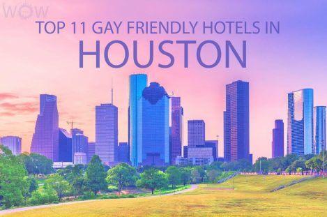 Top 11 Gay Friendly Hotels In Houston