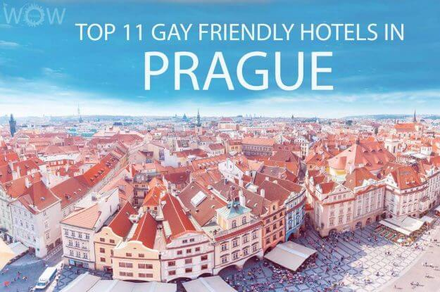 Top 11 Gay-Friendly Hotels In Prague