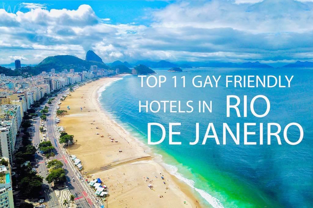 Top 11 Gay Friendly Hotels In Rio de Janeiro